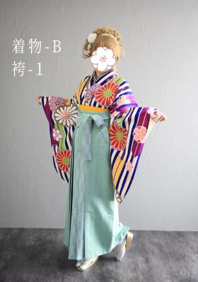 着物-B・袴-1